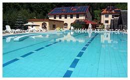 baseny korbielów