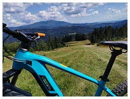 korbielów rower 10-08-2021
