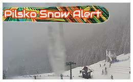 pilsko snow alert 04-03-2020
