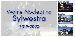 sylwester noclegi 2019/2020