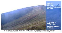 pilsko temperatura 18-09-2019