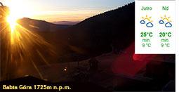 babia góra 20-04-2018