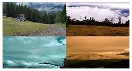 zdjęcia Sławomira góry Pilsko
