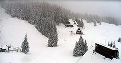 pilsko zima