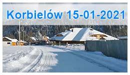 korbielów 15-01-2021