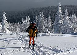 pilsko ski-tury