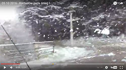 śnieg korbielów pilsko