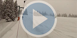 korbielów pilsko video 04-04-2015
