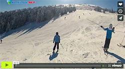 korbielów śnieg 10-2015