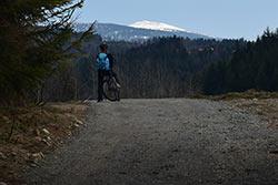 korbielów trasy rowerowe 11-04-2015